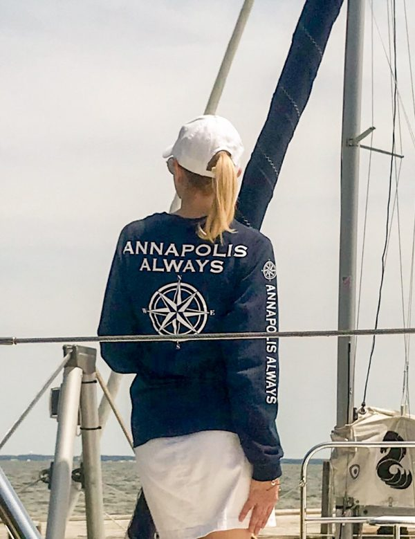 Annapolis Always LS Blue
